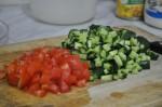 Tomato's & Cucumber